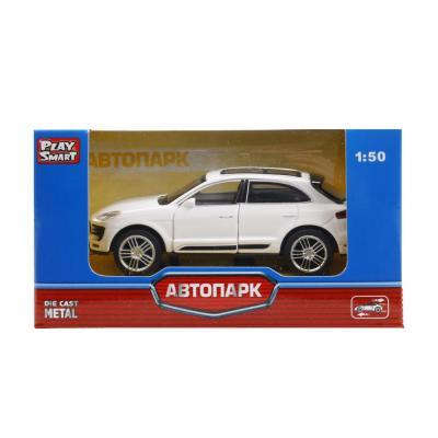 Автомобиль Play Smart 6527-A.B.C.D 1:50 цвет в ассортименте X600-H09214