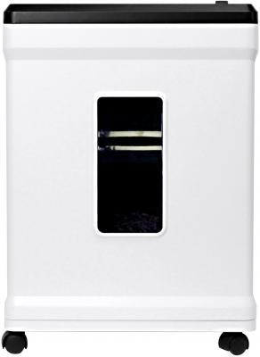 Шредер ГЕЛЕОС УМ26-4, (DIN P-4), фрагмент 3,9х35мм, 14-17 лист (70г/м2), CD/пл.карты/скрепки/скобы, 26 литров