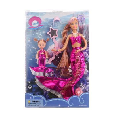 Набор кукол DEFA LUCY МАМА-РУСАЛОЧКА + ДОЧЬ 21011