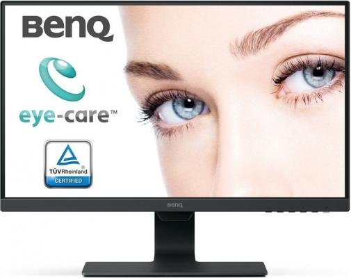 Монитор Benq 23.8 GW2480E черный IPS LED 8ms 16:9 HDMI M/M матовая 1000:1 250cd 178гр/178гр 1920x1080 D-Sub DisplayPort FHD 3.84кг монитор philips 43 436m6vbpab 00 01 черный va led 16 9 hdmi m m матовая 4000 1 300cd 178гр 178гр 3840x2160 displayport ultra hd usb 14 71кг