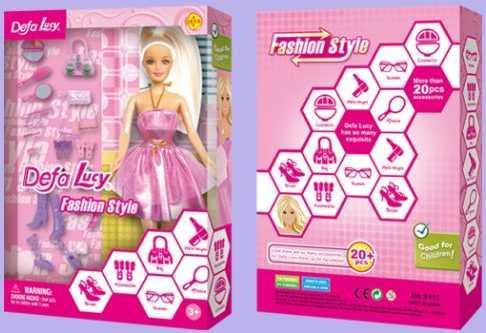 Кукла DEFA LUCY КУКЛА 29 см 8111 кукла defa lucy принцесса 8269