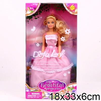 Кукла DEFA LUCY Люси 33 см 8065 кукла defa lucy люси 32 см 8272 defa