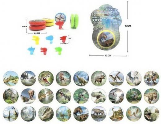 купить Спортивная игра Наша Игрушка йо-йо Динозавр недорого
