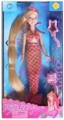Кукла DEFA LUCY Кукла в образе русалки 27 см 8236 кукла yako m6579 6