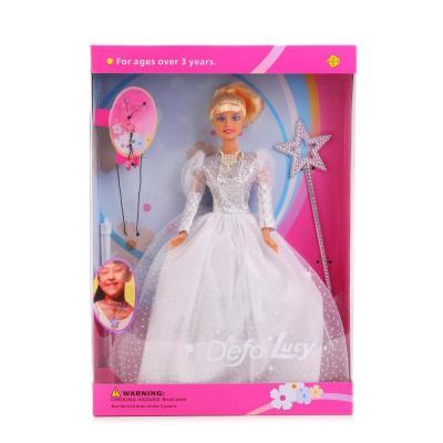 Кукла DEFA LUCY Куклы-феи 34 см 20946/20947 куклы и одежда для кукол defa lucy кукла фея на батарейках