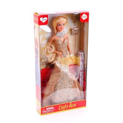 Кукла DEFA LUCY НЕВЕСТА 33 см — 8270 кукла defa lucy 8296a