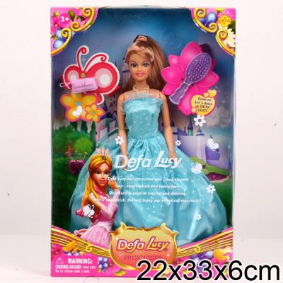 Кукла DEFA LUCY 8063 33 см в ассортименте кукла defa lucy летние покупки 8220