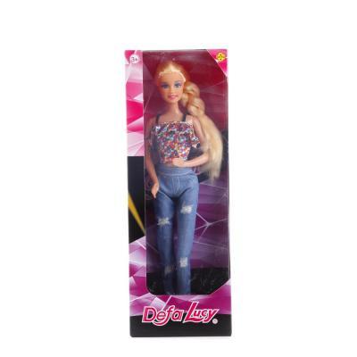 Кукла DEFA LUCY КУКЛА 31 см 8355-DEFA defa toys кукла lucy цвет платья фиолетовый розовый