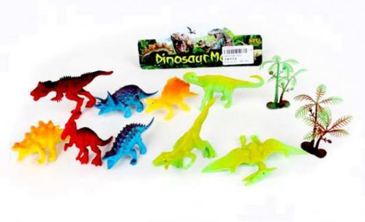 Набор фигурок Наша Игрушка Динозавры 331C набор фигурок наша игрушка морские черепашки 10 см px01 7