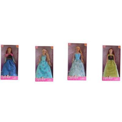 Кукла DEFA LUCY КУКЛА 33 см DF8326 зеркальный шкаф style line ориноко 60 со светом 2000949083964
