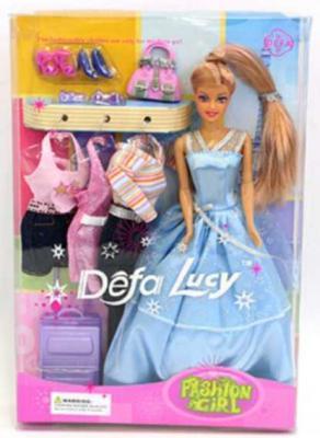 Кукла DEFA LUCY КУКЛА 19 см 8012 кукла yako m6579 6