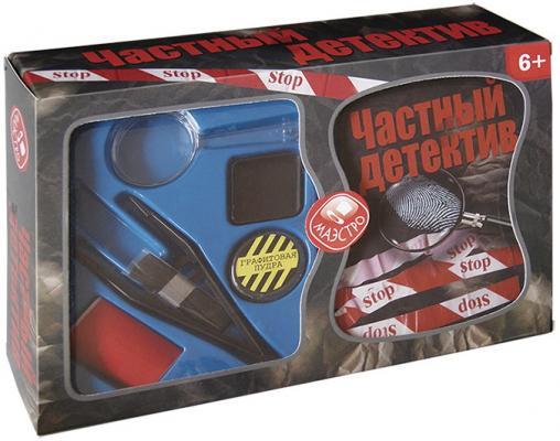 Игровой набор Маэстро Частный детектив маэстро