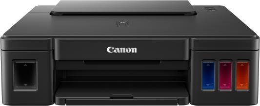 Принтер Canon PIXMA G1411 Струйный, СНПЧ, 4800x1200, 8,8 изобр./мин для ч/б, 5,0 изобр./мин для цветной, A4, A5, B5, LTR, конверт, фотобумага: 13x18 с принтер canon pixma g1410 цветное a4 8 8ppm 4800x1200 usb черный 2314c009