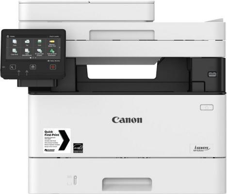 МФУ Canon I-SENSYS MF426dw (копир-принтер-сканер 38стр./мин., FAX, DADF, Duplex, LAN, Wi-Fi, A4, ) - замена MF416dw