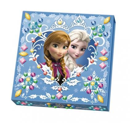 Набор для творчества Десятое королевство Шкатулка со стразами Холодное сердце десятое королевство десятое королевство доска для рисования детская двухсторонняя 14