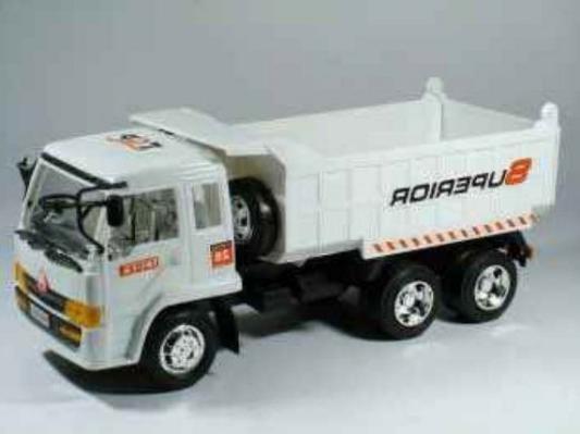 Грузовик Zhorya Грузовик белый В9300 американский грузовик в петербурге