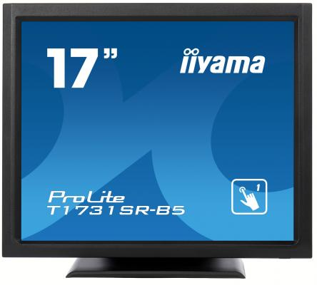 Монитор 17 iiYama ProLite T1731SR-5 монитор iiyama prolite xub2395wsu 1