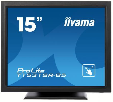 Монитор 15 iiYama T1531SR-B5 монитор iiyama t1931saw b5