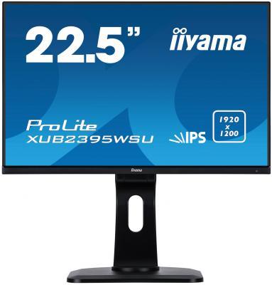 Монитор 23 iiYama ProLite XUB2395WSU-B1 монитор iiyama prolite b2791qsu b1