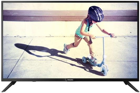 Фото - Телевизор Philips 43PFS4062/60 черный телевизор philips 65pus6412 60