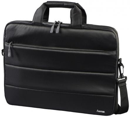 """Сумка для ноутбука 13.3"""" HAMA """"Toronto"""" нейлон черный 00101847 сумка hama h 83963 universal в багажник нейлон черный"""