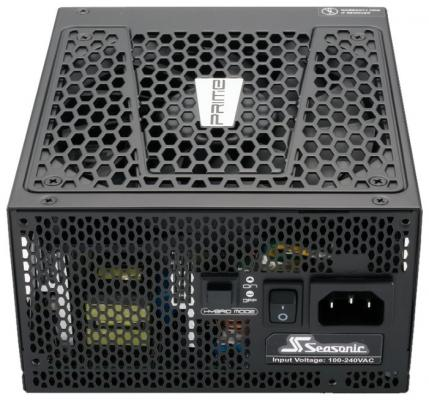 Блок питания ATX 1000 Вт Seasonic PRIME PLATINUM 1000W SSR-1000PD блок питания seasonic prime platinum 650w ssr 650pd