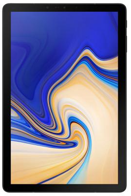 Планшет Samsung Galaxy Tab S4 LTE 10.5 64Gb Black Wi-Fi Bluetooth LTE Android SM-T835NZKASER планшет азбукварик планшет мультяшки повторяшки 4680019280158