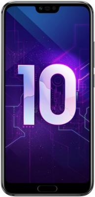 Смартфон Honor 10 128 Гб черный (51092JYR)