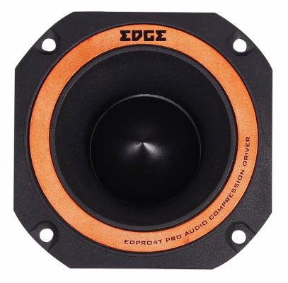 Колонки автомобильные Edge EDPRO4T-E4 300Вт 92дБ 3.2Ом (ком.:1кол.) твитер однополосные цена