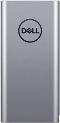 Мобильный аккумулятор Dell 451-BCDV черный/серебристый 2xUSB PW7018LC стоимость