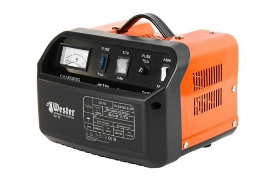 Зарядное устройство WESTER CH15 для АКБ 150Вт 12/24В 11.0/7.0А устройство зарядное wester ch15