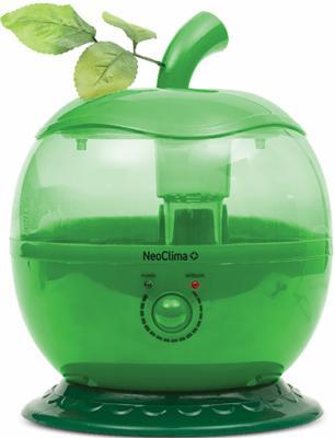 Увлажнитель воздуха NEOCLIMA NHL-260 A (зеленый) зелёный увлажнитель воздуха neoclima nhl 260 a 2 6 л