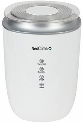 Увлажнитель воздуха NEOCLIMA NHL-4.0 белый зеленый источник воздуха e стюард автомобиль домашний лазер pm2 5 оборудование для обнаружения воздуха 3 0 белый белый