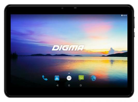 цена на Планшет Digma Plane 1573N 4G 10.1 16Gb Black Wi-Fi Bluetooth 3G LTE Android PS1189ML