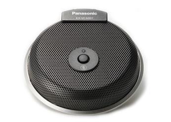 Микрофон Panasonic KX-VCA001X для HD видео конференц-систем цена