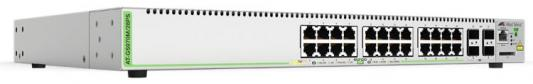 Коммутатор Allied Telesis AT-GS970M/28PS-50 24G 4SFP 24PoE 12PoE+ 370W управляемый коммутатор allied telesis at gs924m 50 20g управляемый