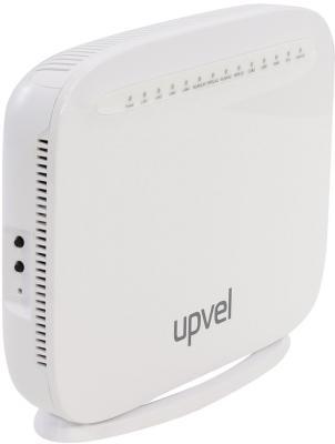 Маршрутизатор Upvel UR-835VCU 802.11abgnac 1200Mbps 2.4 ГГц 5 ГГц 4xLAN белый