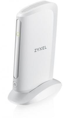 Точка доступа Zyxel WAP6806-EU0101F AC2050 10/100/1000BASE-TX/Wi-Fi белый wi fi точка доступа zyxel keenetic iii