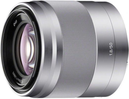 Фото - Объектив Sony SEL50F18 (SEL50F18.AE) 50мм f/1.8 объектив