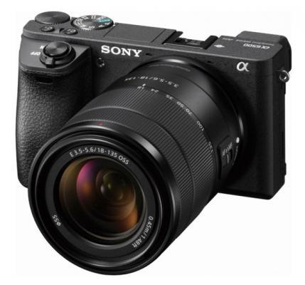 "Фотоаппарат Sony Alpha A6500M черный 24.3Mpix 3"" 1080p WiFi E 18-135 mm f/3.5-5.6 OSS NP-FW50 цена 2017"