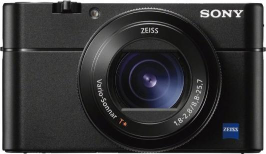цена на Фотоаппарат Sony Cyber-shot DSCRX100M5A черный 20.1Mpix Zoom2.9x 3 1080p MS XG/SDXC CMOS Exmor R IS opt 5minF rotLCD VF RAW HDMI/Li-Ion