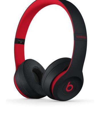 Гарнитура накладные Beats Solo3 Decade Collection 1.36м черный/красный беспроводные bluetooth (оголовье) гарнитура мониторы beats studio3 skyline collection черный беспроводные bluetooth оголовье