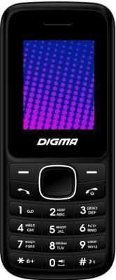 Мобильный телефон Digma LINX A170 2G черный красный стоимость