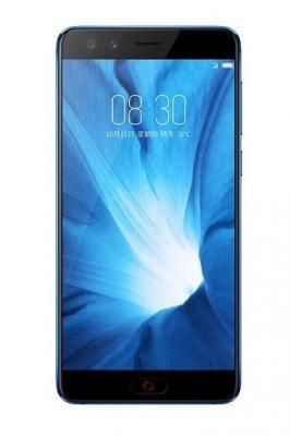 Смартфон ZTE Nubia Z17 miniS 64 Гб синий