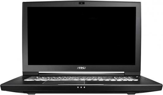 Ноутбук MSI WT75 8SL-023RU (9S7-17A512-023) msi original zh77a g43 motherboard ddr3 lga 1155 for i3 i5 i7 cpu 32gb usb3 0 sata3 h77 motherboard