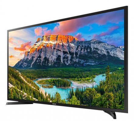Плазменный телевизор Samsung UE49N5000AUX черный телевизор samsung ue43nu7400uxru черный