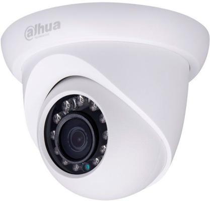 Видеокамера Dahua DH-IPC-HDW1230SP-0360B CMOS 3.6 мм 1920 x 1080 H.264+ H.264 Н.265 H.265+ Ethernet RJ-45 PoE белый