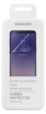Защитная пленка для экрана Samsung ET-FG960CTEGRU   Galaxy S9 прозрачная 2шт.