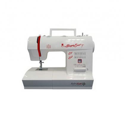 Швейная машина Astralux Happy Sew белый цена и фото