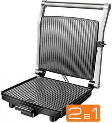 Электрогриль Redmond SteakMaster RGM-M800 1800Вт черный/серебристый цена